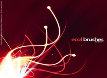 ecol Photoshop brushes