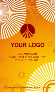 Business card vectors