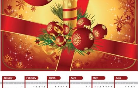2011 calendar design