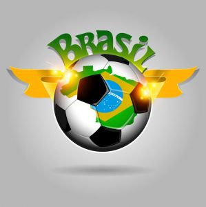 2014 Brazil World Cup vectors