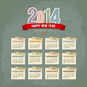 2014-calendar-vector-template4