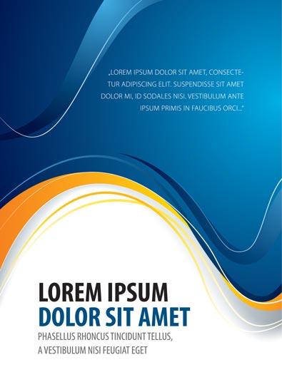 3 Brochures Vectors For Your Design