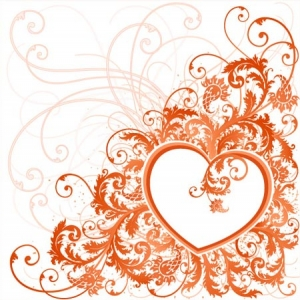 Vector hearts design