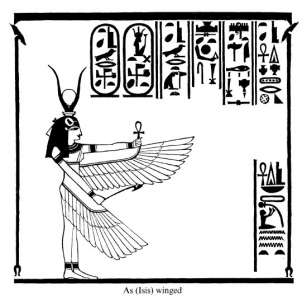AS  Isis winged