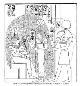 Thoth and safeck write
