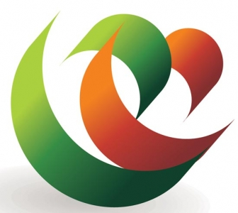 Creative logo idea vector design