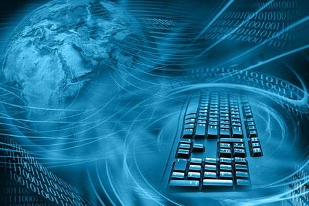 Communications background