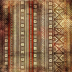 African textures and motifs