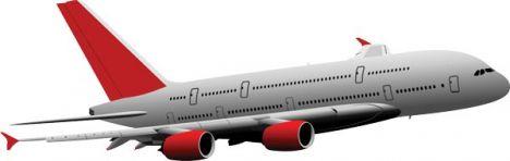 airplane-vector-model1