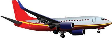 airplane-vector-model3