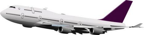airplane-vector-model5