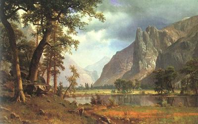 202 Great Wallpapers Of Albert Bierstadt
