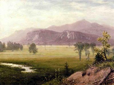 Nature wallpapers of Albert Bierstadt