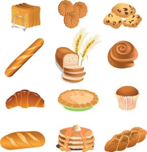 all-kind-of-food-vector1