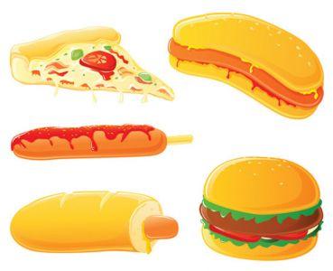 all-kind-of-food-vector4