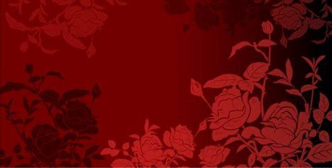 flower-background-vector-eps3