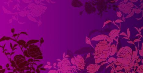 flower-background-vector-eps4