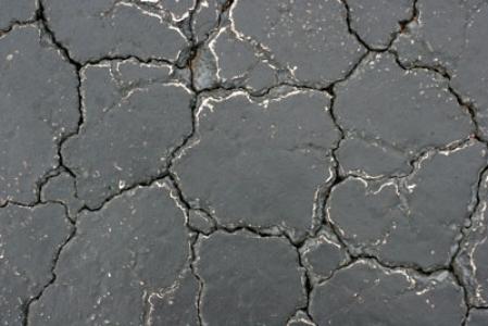 Asphalt texture design
