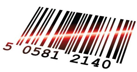 Bar code vector design