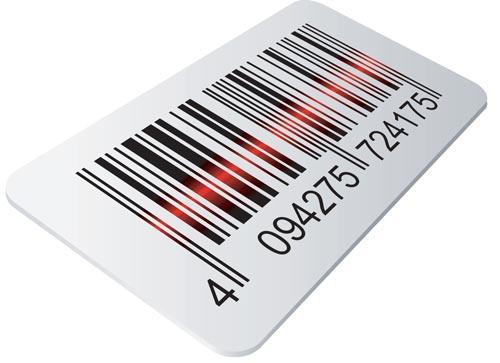 barcode vector art. arcode vector. arcode vector