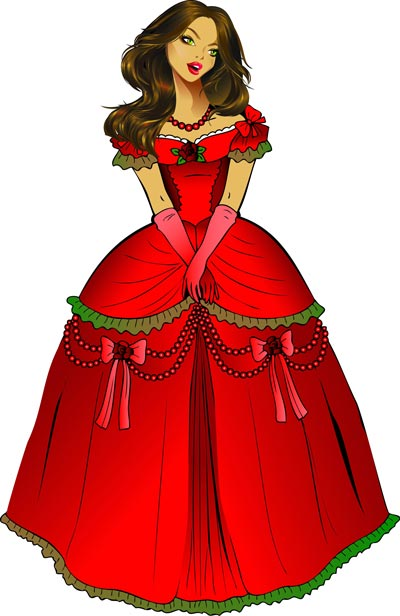 A good fairy tale about a girl in red pt1 4