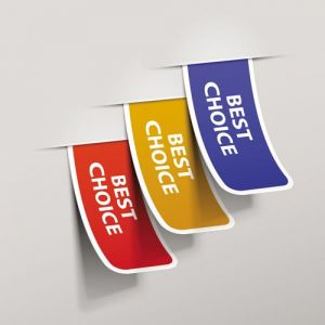 Best choice stickers design