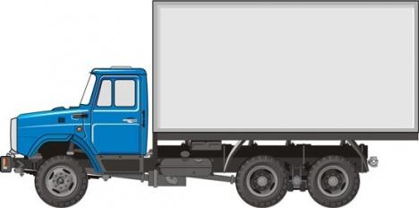 Big truck model