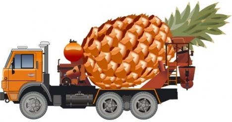 Big truck design