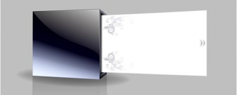 Blank billboard vector design