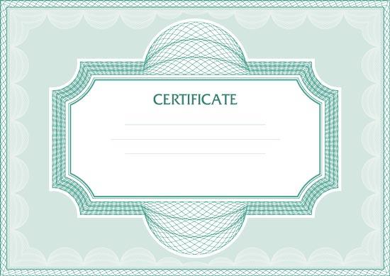 Blank certificates vectors yadclub Gallery
