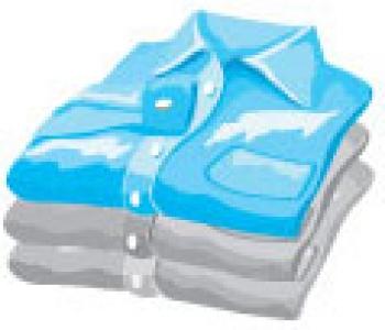 Blue icon vector