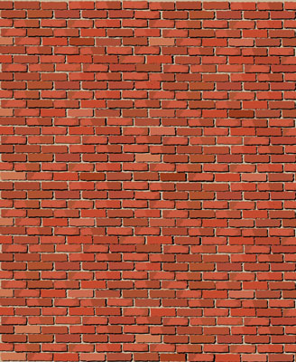 Brick Walls Texture On Eps Vector Format