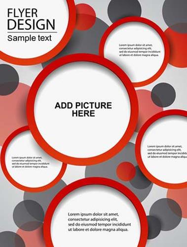Cover Calendar Design Vector : Brochures covers vector design