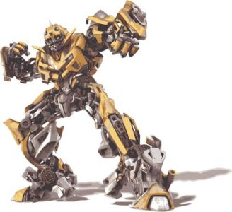bumblebee transformer vector