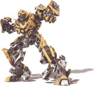 bumblebee transformer vector