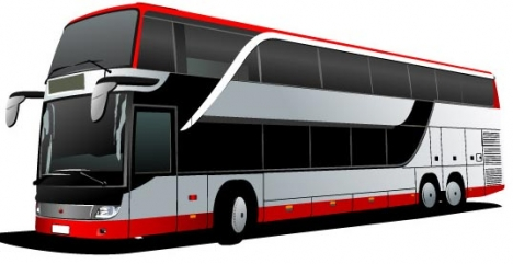 Bus vector layout