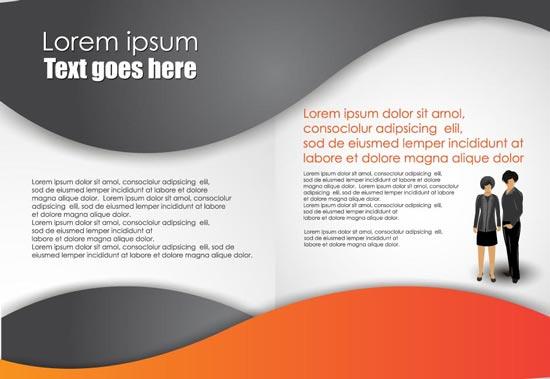 Free Brochure Designs Eps