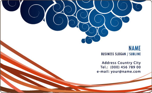 Business Card Corel Draw Template Download Images - Card Design ...
