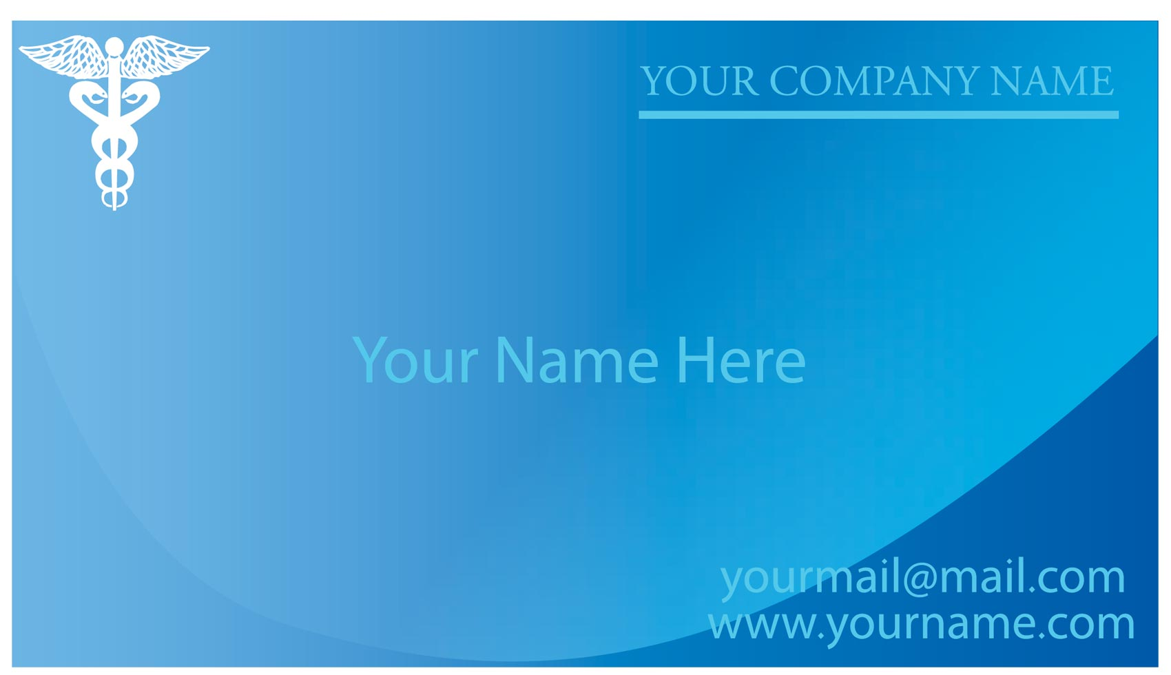 Business cards vector collection