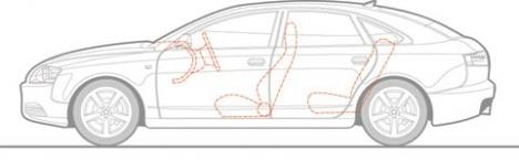 Car vector design