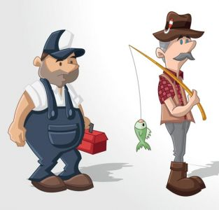 cartoon-kids-and-old-people-character-vector1