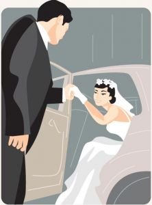 cartoonish-bride-and-groom-vector-card4