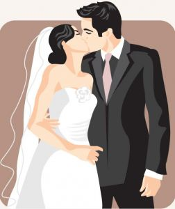 cartoonish-bride-and-groom-vector-card7