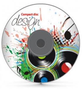 CD cover music