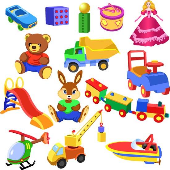 Children toys vectors: www.vector-eps.com/index.php/2010/06/children-toys-vectors