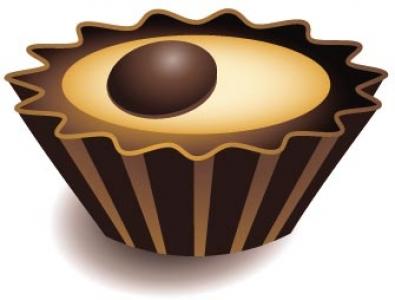 Chocolate vector design