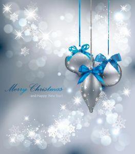 Christmas vector card design