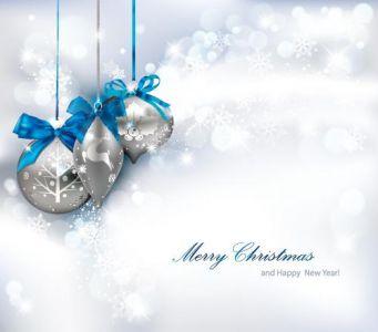 Christmas vector card vector