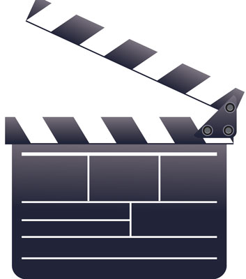 Cinema Vector Icons