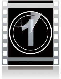 Cinema vector icon